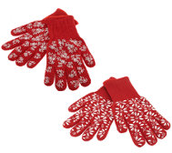 Temp-tations Old World or Floral Lace Oven Mitt Set