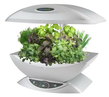 Aerogarden Aeroponic Kitchen Garden W 2 Seed Kits Page 1