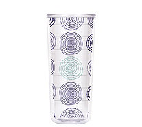 ThermoServ Set of (4) 18-oz Tritan Tumblers - Spirals - K376325