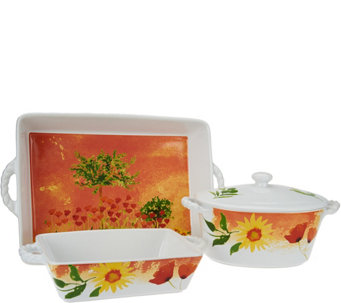 Lenox 4-piece Oven to Table Bake & Serve Set - K41725