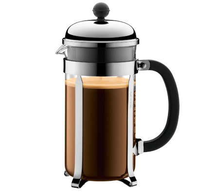 Bodum 8-cup/34-oz Chambord French Press CoffeeMaker