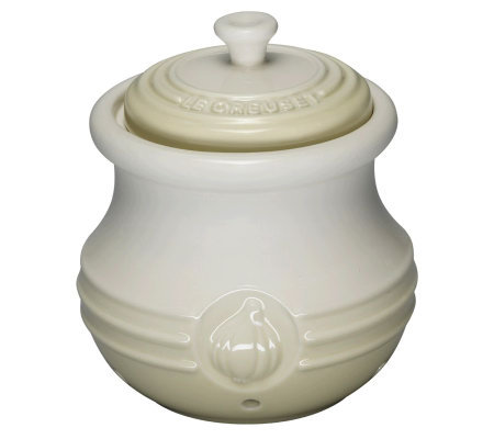 Le Creuset Garlic Keeper - Dune