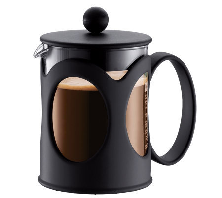 Bodum New Kenya French Press 4-cup/17-oz Coffeemaker