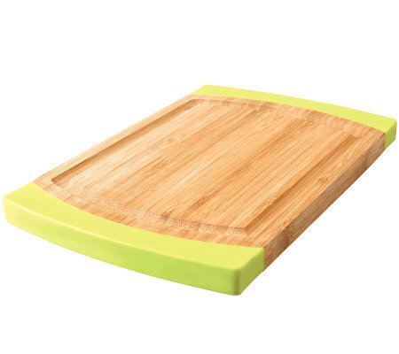 BergHOFF Medium Rounded Bamboo Chopping Board