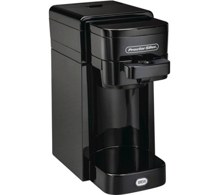 Proctor Silex FlexBrew Single-Serve Coffee Maker