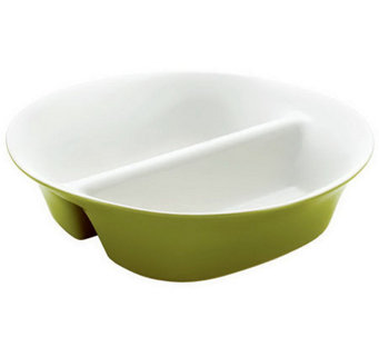 "Rachael Ray Round & Square 12"" Divided Dish - K301727"