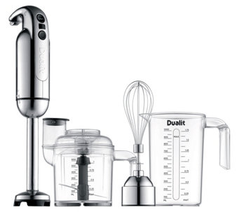 Dualit Immersion Hand Blender with AccessoriesKit - K302327