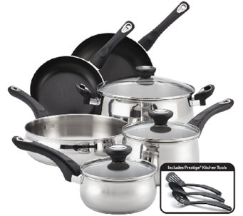 Farberware New Traditions 12-Piece Cookware Set - K303927
