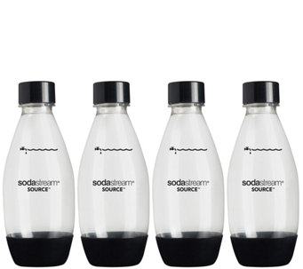 SodaStream 1/2-liter Source Plastic CarbonatingBottles - 4-Pk - K305027