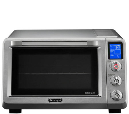 DeLonghi Livenza Convection Oven w/ Double Surround Cooking