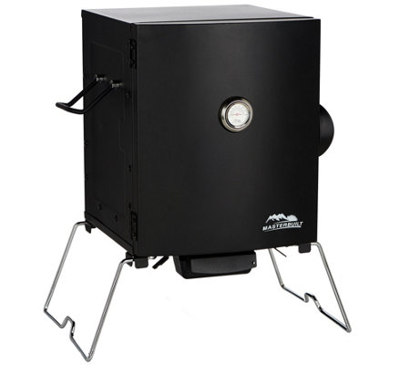 Masterbuilt 2 rack portable electric smoker page 1 for Smoked fish in masterbuilt electric smoker