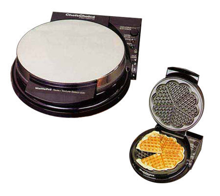 Chef's Choice International Waffle Pro