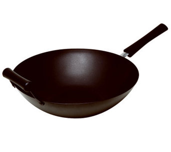 "Asian Origins 14"" Nonstick Wok - K301328"