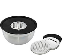 Cuisinart Multi-Prep Bowl with Graters - Black - K306728