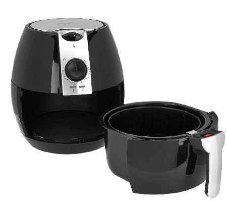 Emeril 3.5 qt. Air Fryer Pro System Black