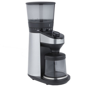 OXO On Barista Brain Conical Burr Grinder withScale - K305229