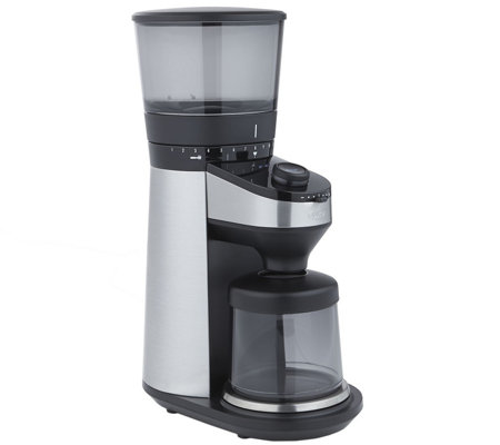 OXO On Barista Brain Conical Burr Grinder withScale