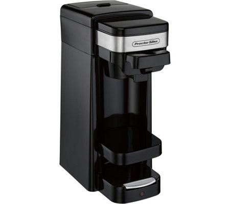 hamilton beach single serve coffee maker manual