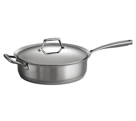 Tramontina Gourmet Prima 5-qt Covered Saute Pan