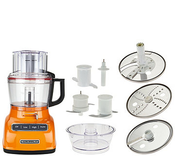 KitchenAid KitchenAid 9-Cup ExactSlice Food Processor w/Julienne Disc - K43931