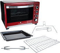 Cook's Essentials Precision Oven w/ Accessories - K45831