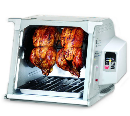 Ronco 5000 Digital Showtime Platinum Edition Rotisserie