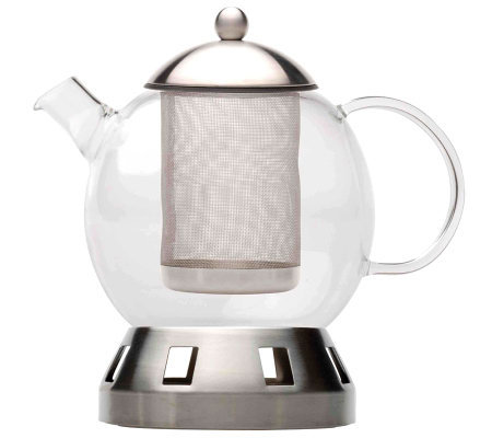 BergHOFF Dorado 4-Piece Tea Pot, 5.5 Cups