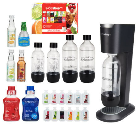SodaStream Genesis Home Soda Maker Kit