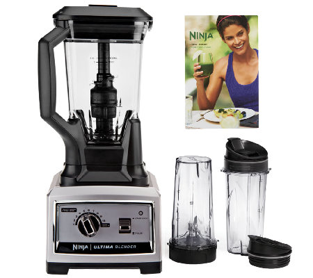 Ninja 72 oz. Ultima Dual Stage Blender with Nutri Ninja
