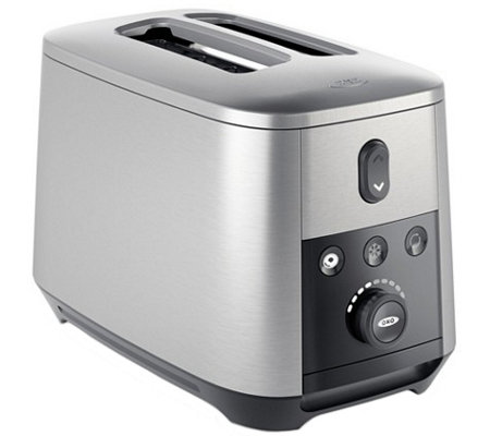 OXO On 2-Slice Motorized Toaster