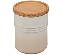 Le Creuset 22-oz Canister with Wooden Lid - K305533