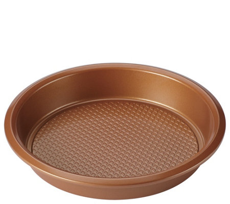 "Ayesha Curry Bakeware 9"" Round Cake Pan - Copper"