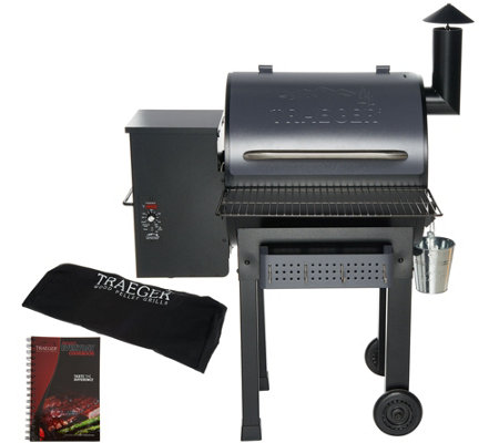 Traeger Lonestar 20 520 sq. in. Wood Fired Grill & Smoker