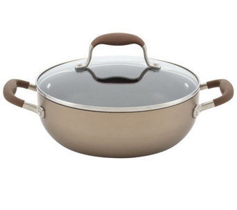 Anolon Advanced Bronze 3.5-qt Covered Chef's Casserole - K302034