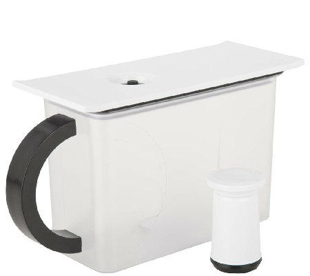 Zevro FoodLoop Single Container with Mini Pump