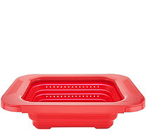 Cook's Essentials 3-in-1 Collapsible Colander - K44534