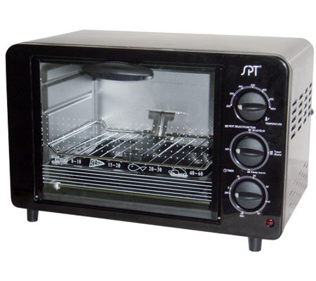 SPT Stainless Steel Electric Oven