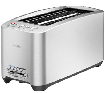 Breville Long Slot 4-Slice Die-Cast Smart Toaster - K303835