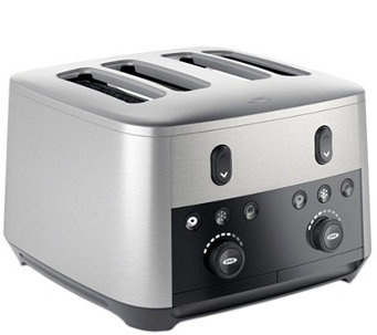 OXO On 4-Slice Motorized Toaster - K305235
