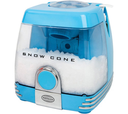 Nostalgia Electrics Snow Cone Party Station