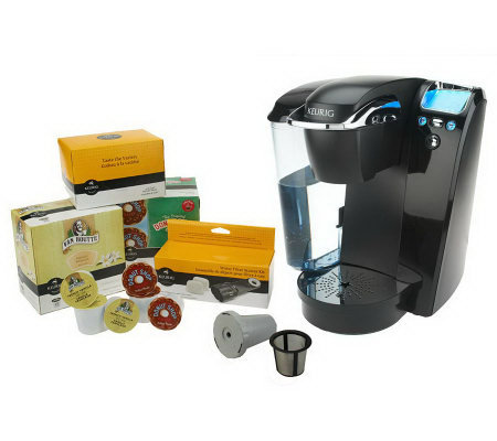 Keurig Platinum Single Serve Coffee Maker w/ 48 K-Cups & My K-Cup