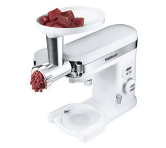 Cuisinart Large Meat Grinder Stand Mixer Attachment - S/S - K122936