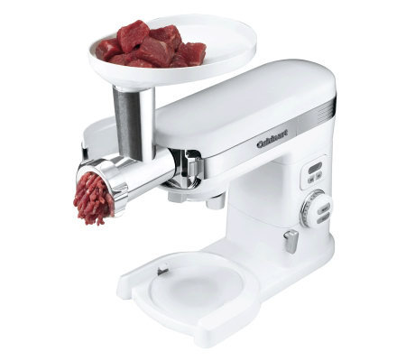 Cuisinart Large Meat Grinder Stand Mixer Attachment - S/S