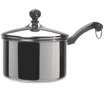 Farberware Classic Series - 2-Quart Covered Saucepan - K132236