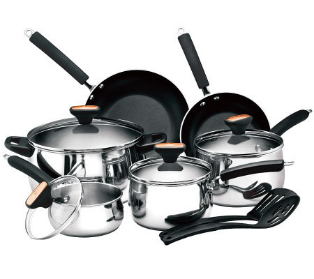 Paula Deen Signature Stainless Steel 12-Piece Set