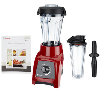 Vitamix S30 Variable Speed Blender with 20 oz. & 40 oz. Containers - K41636