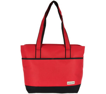 Lock & Lock Side by Side Double Compartment Insulated Bag - K45036