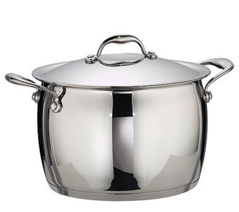 Tramontina 8-Qt Domus 18/10 Stockpot with Lid - K123837