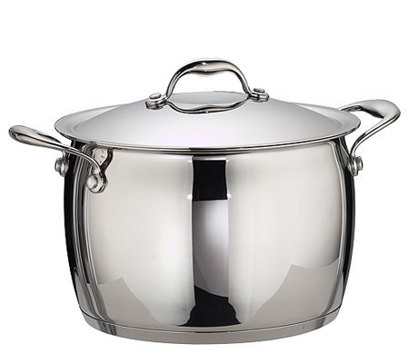 Tramontina 8-Qt Domus 18/10 Stockpot with Lid