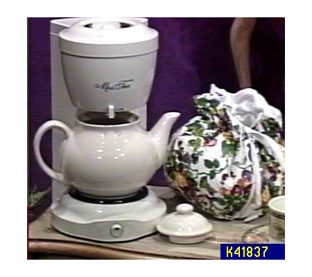 Mrs. Tea Automatic Hot Tea Maker by Mr. Coffee